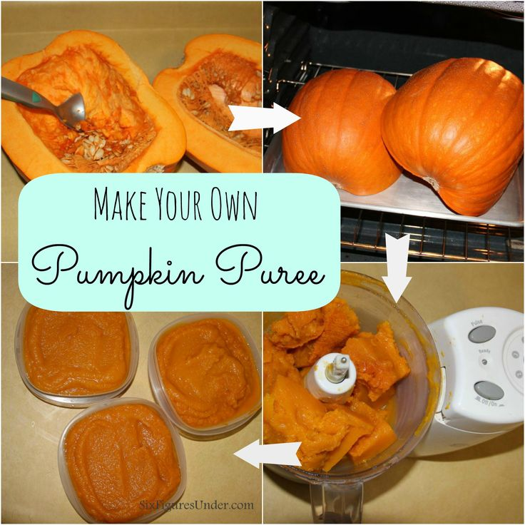 how to prepare pumpkin for freezing