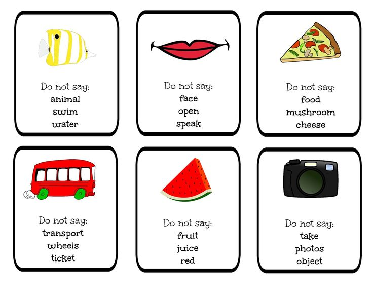 Funglish Funglish  taboo, blog, cards, games, do not say, vocabulary, young learners, teenagers,speaking