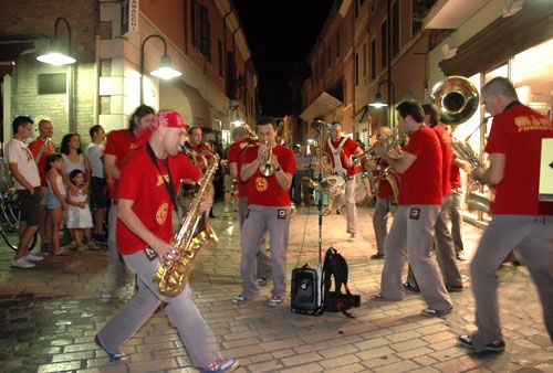 Ravenna Festival Blues - Concerto in via Cavour Funk Off