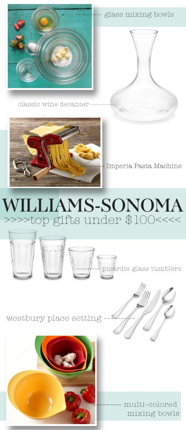 from williams sonoma a dream registry sweepstakes wm sonoma wedding ...