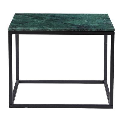 Base Marble sofabord fra House Doctor. Et dekorativt sofabord med en vakker marmorplateog et u...