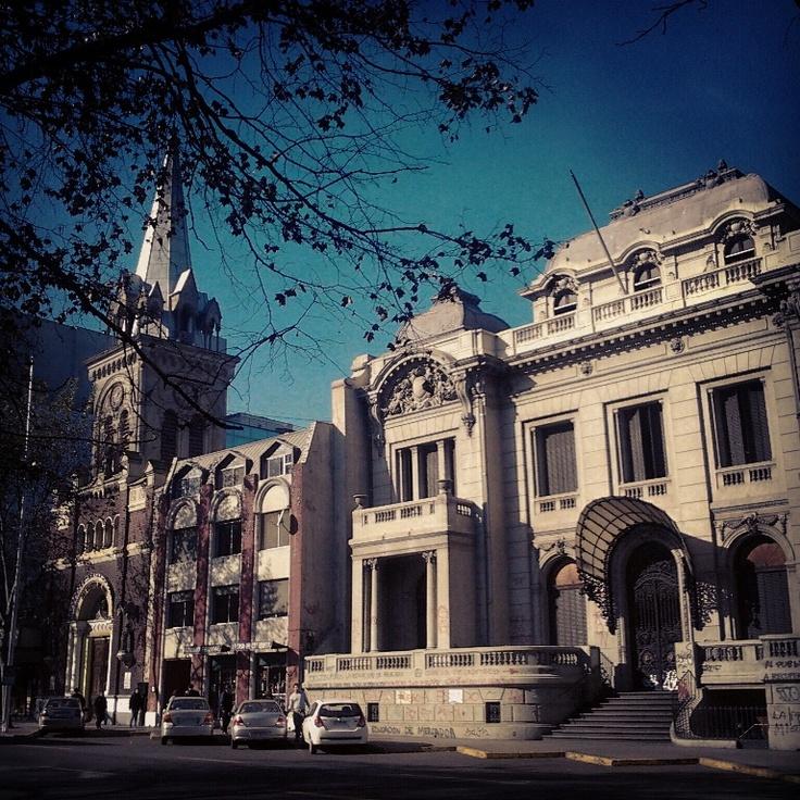 santiago centro, 2012