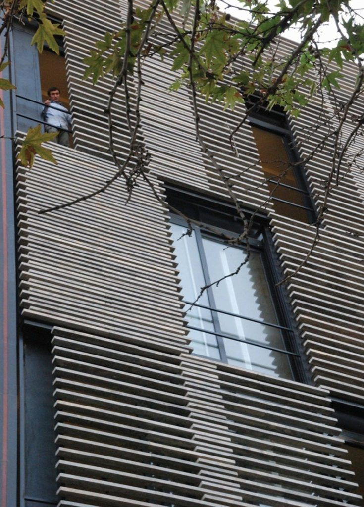 Modern House Shutters That Reinvent The Concept Of Privacy