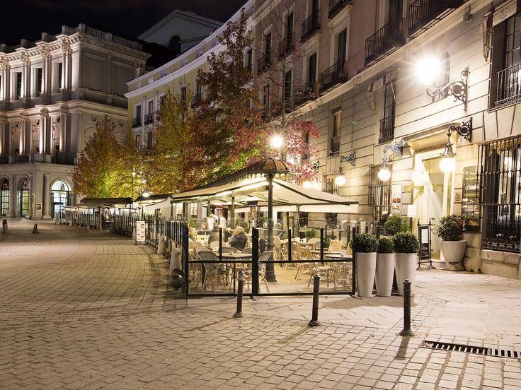 Café de Oriente, Plaza de Ote, 2, 28013 Madrid, Spain
