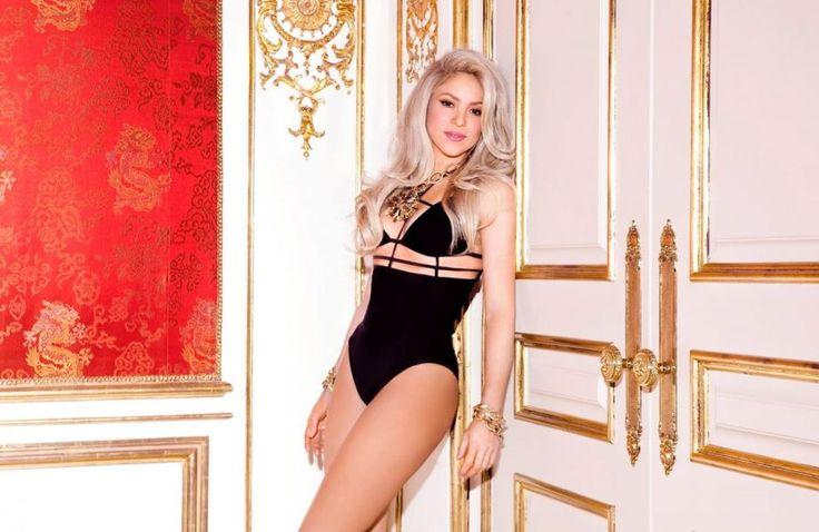 Novo álbum da Shakira já está na internet e tem até dueto country com Blake Shelton