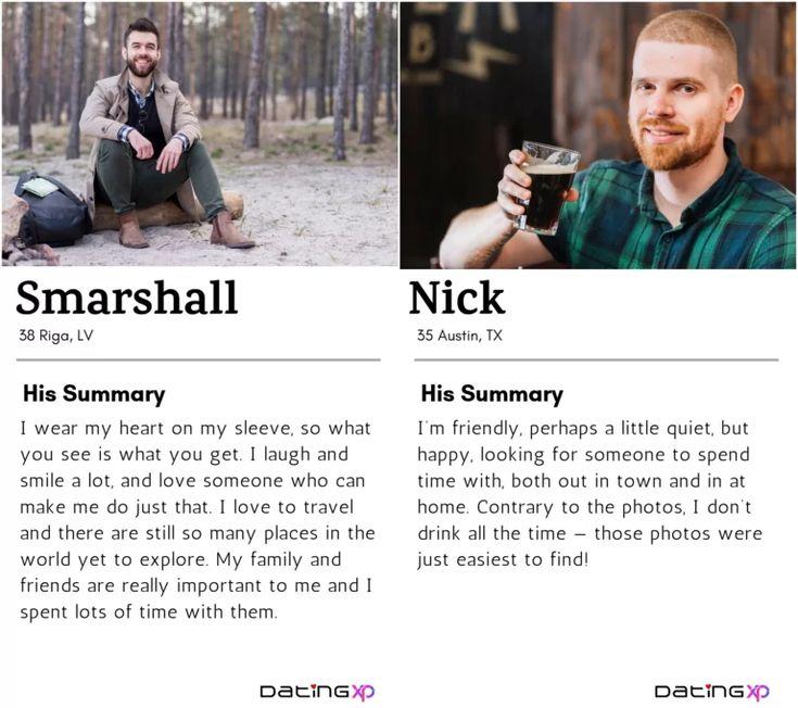 profil de dating online alpha barbat