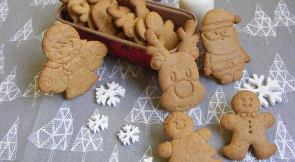 Karácsonyi mézes keksz | Receptkirály.hu