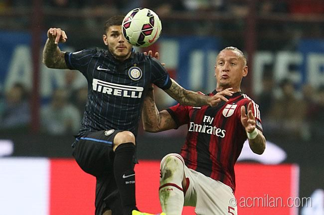 """Mexes: """"We have to continue fighting because we want to get back into Europe"""""""