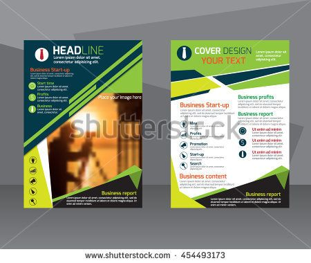 Best Annual Report Brochure Flyer Images On   Annual