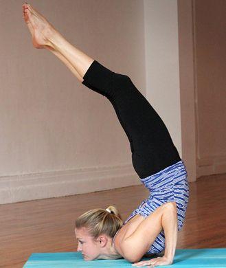 Step-by-Step Yoga Pose Breakdown: Chin Balance-Shape Magazine