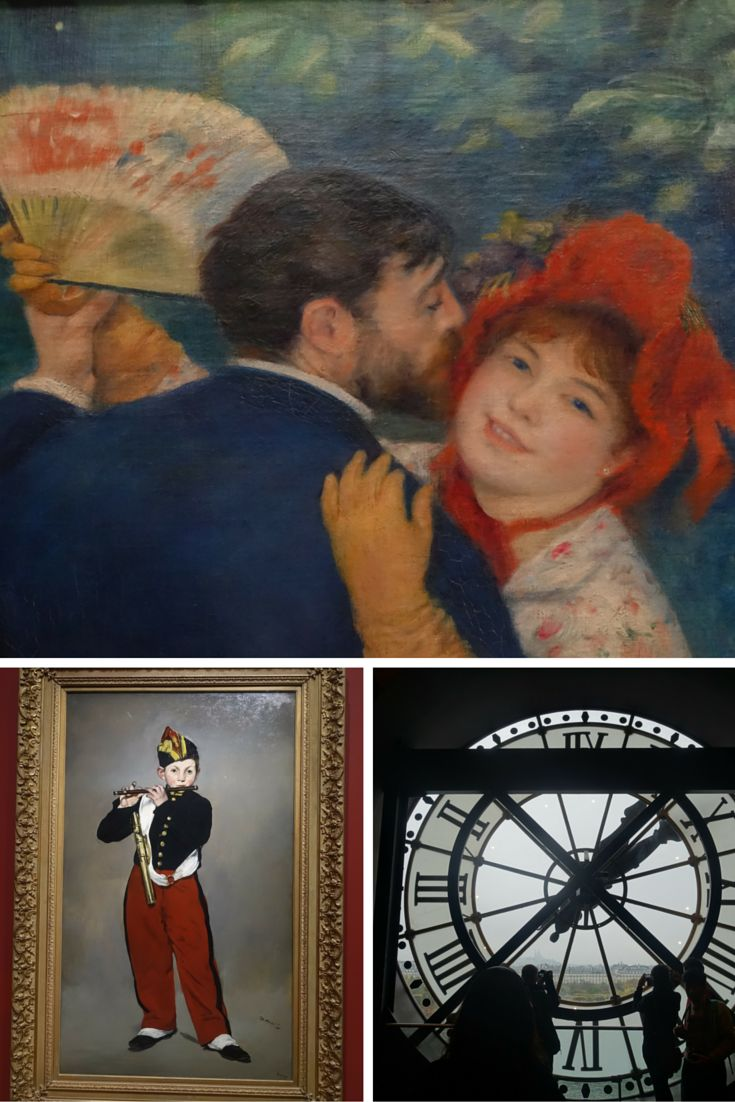 Join me on your own private tour of the Musee d'Orsay, Paris