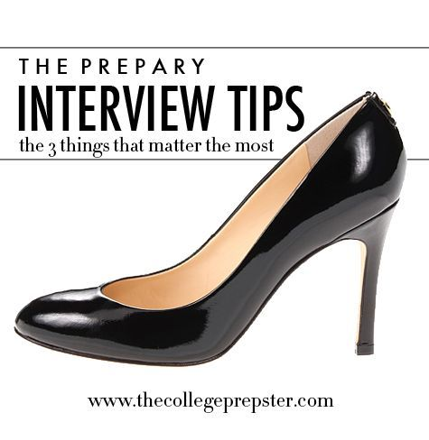 The 3 Things That Matter the Most In An Interview