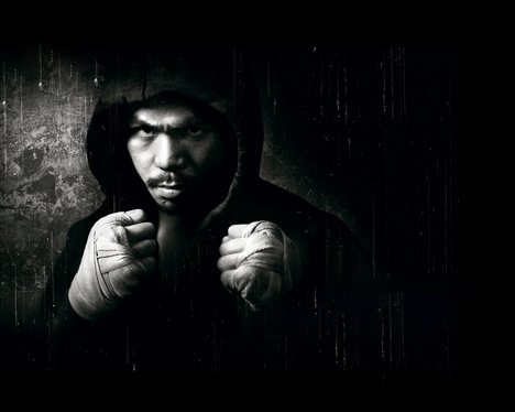 The best pound for pound fighter in the world: Manny Pacquiao
