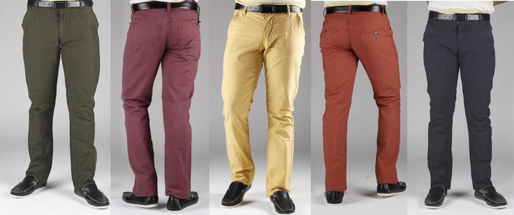 $750 pantalones de colores  te la  fina