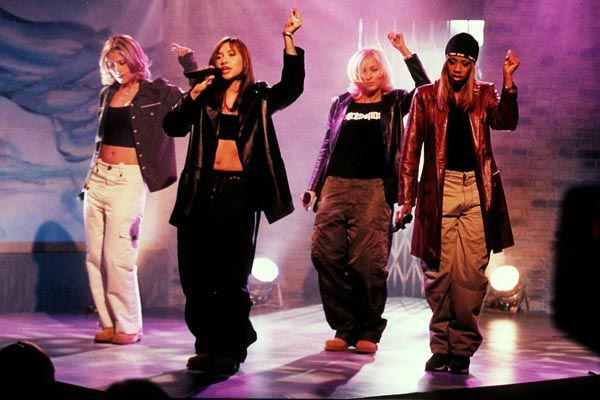 From the 90s but I still rock a variation of this.  ~~  All Saints
