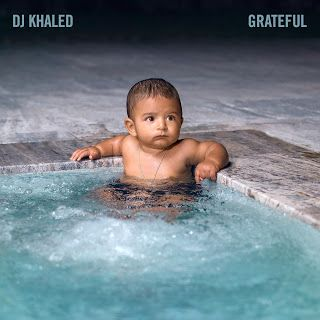 DJ Khaleds Son Asahd Debuts Daddy's Next Album Cover   DJ Khaled is soon to release his 10th studio album he calls 'Grateful' on the 23rd of June and today he has released the album cover. His son Asahd has debuted the album cover.  Dj Khaled has credit his son as the Executive Producerand this makes the album Asahds first. DJ Khaled put up the cover on his Instagram page as well as a lovely video documenting father and son moments and captioned it:  GOD IS THE GREATEST! #GRATEFUL#JUNE23…