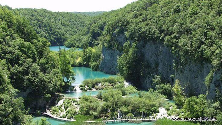 Jeziora Plitwickie Więcej informacji o Chorwacji pod adresem http://www.chorwacja24.info/jeziora-plitwickie