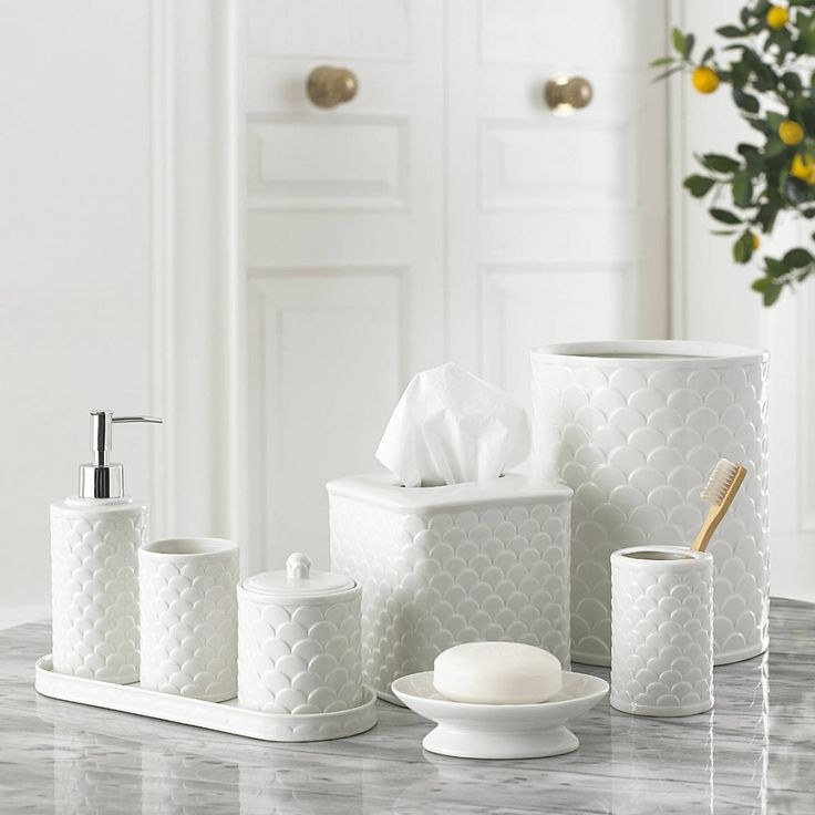 Scala Bath Accessories | Gracious Style