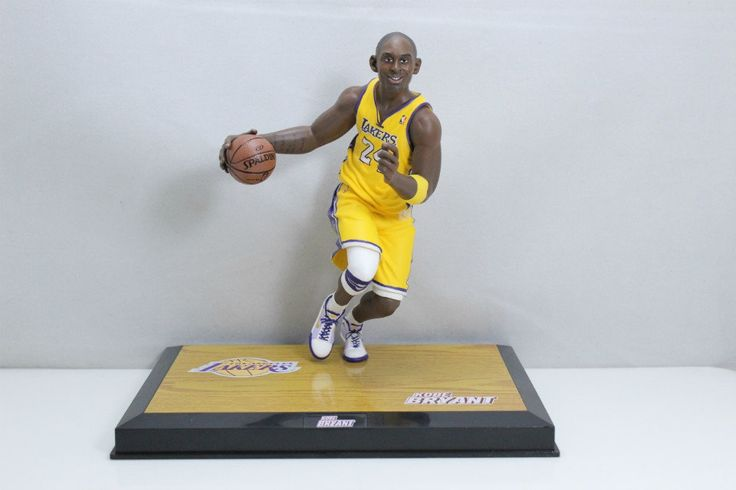 (39.80$)  Buy here  - 2016 New pop L.A. Lakers Kobe Basketball Super Star Player Bryant Action Figure KOBE PVC COLLECTION VERSION for KOBE FANS