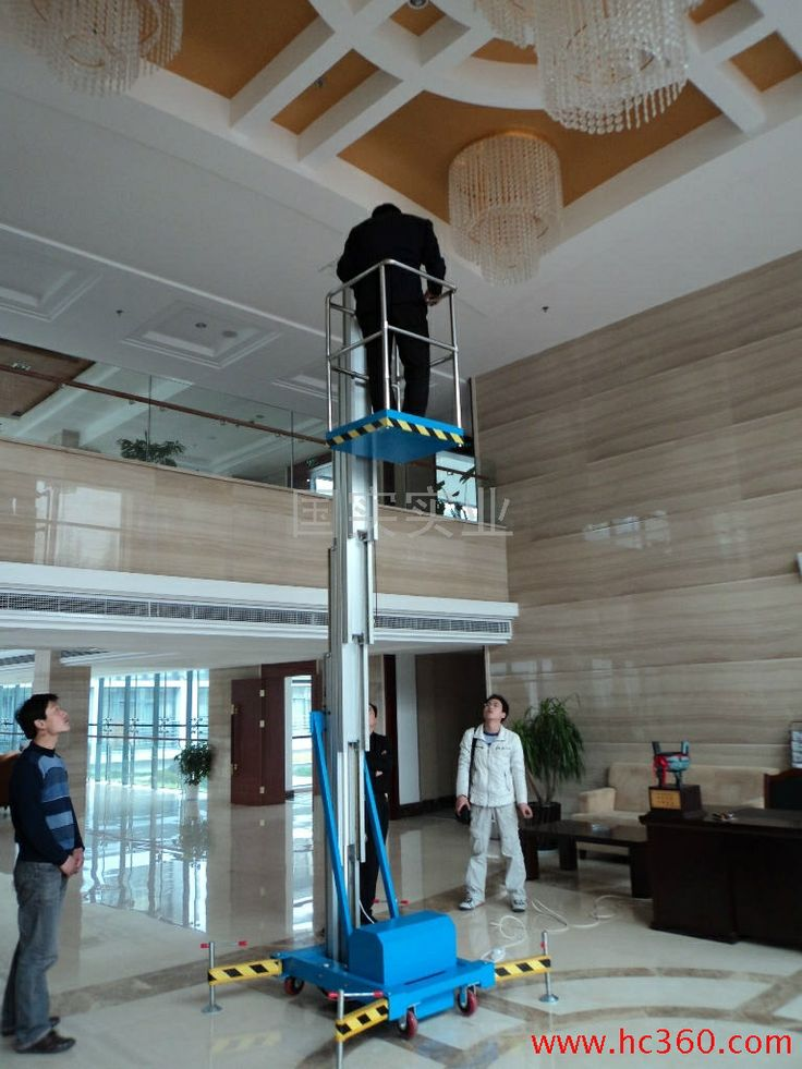 Portable lifting devices are mainly used to lift workers to higher places for It is characterized by manual move, portability and easy to work. Lift power: AC(110V, 220V, 380V, 415V), DC or diesel available. Both ground and platform can control the lift by hydraulic cylinder, easily operated. http://www.mornlift.com/trailing-lift/trailing-aluminum-lift.html