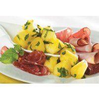 Fiche recette | Ananas mariné et charcuteries | SAQ.com