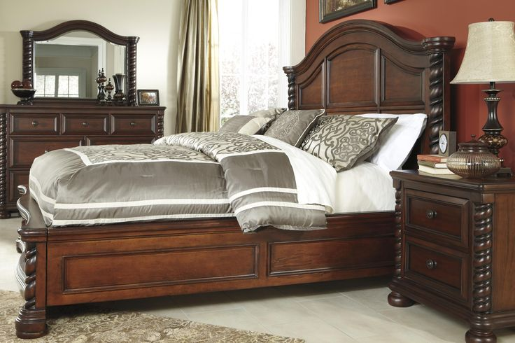 Brennville King Bedroom Group By Signature Design By Ashley Bedroom Sets Pinterest Queen