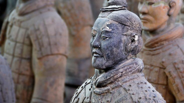 Exército Terracota, Xi'an