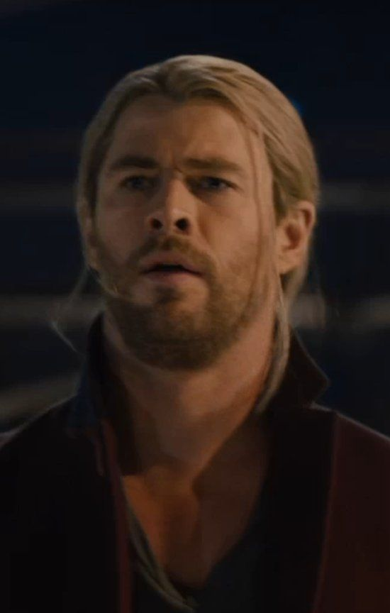 """Pin for Later: Chris Hemsworth on His Age of Ultron Makeover: """"When Did Thor Go Shopping?"""""""