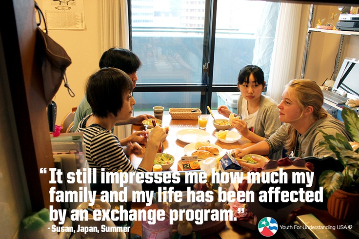 How will a YFU exchange change your life? Where will you be next summer?