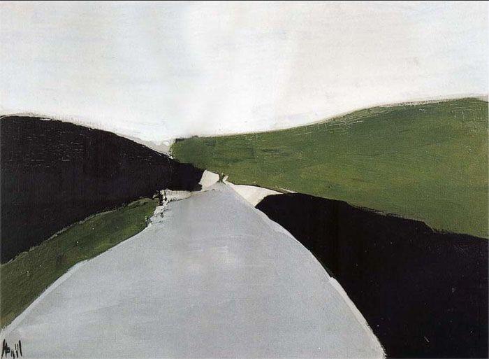 by Nicolas de Staël (1914 – 1955)