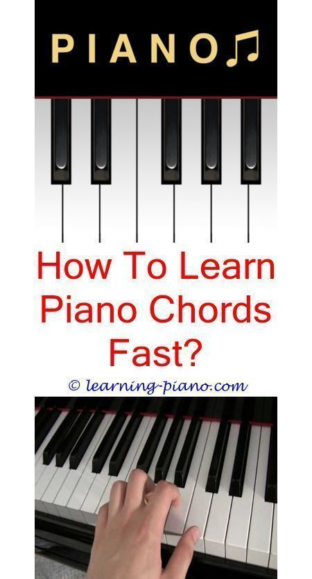 Pianolessons How To Learn Piano Chords Easily Good Songs To Learn