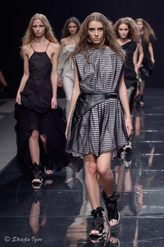 Fatima Val весна-лето 2015 показ на Неделе моды в Москве  #FatimaVal #НеделеМодывМоскве #MFW #весналето2015 #SS2015 #SpringSummer2015
