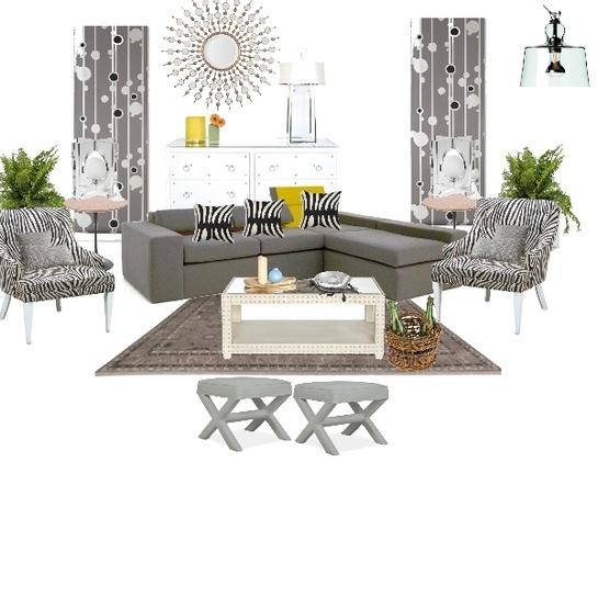 22 best presentation board images on pinterest for Funky interior design inspiration
