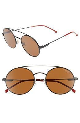 979bb695ae CARRERA EYEWEAR Designer 51mm Round Sunglasses
