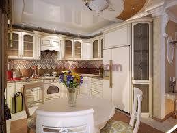 Картинки по запросу дизайн кухня-ниша и столовая в белом