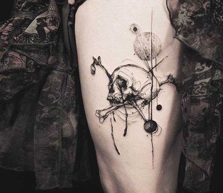 tattoo by Tattooer Nadi