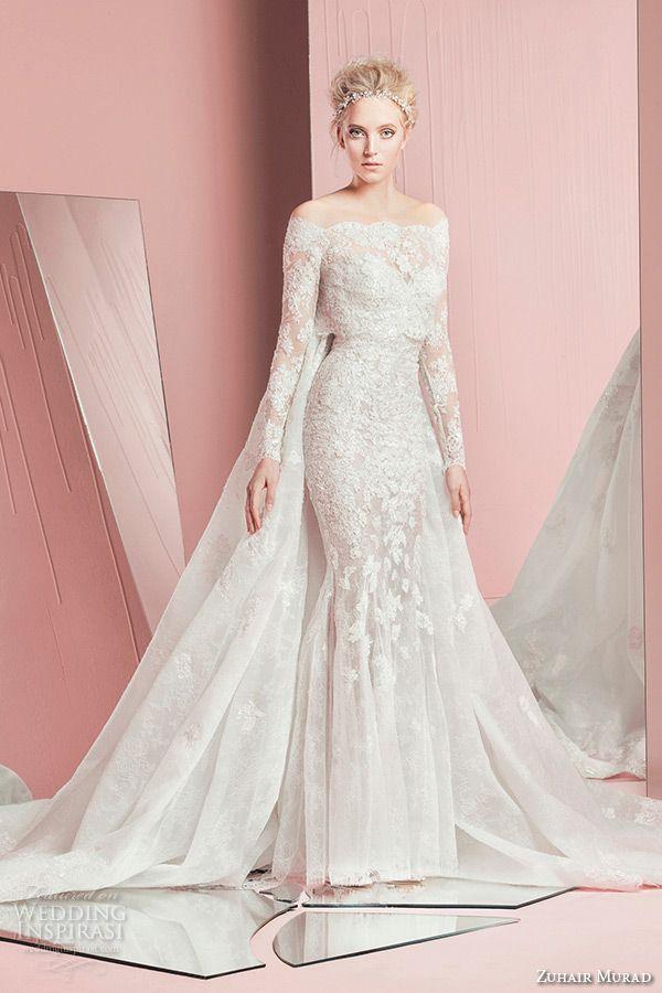 1000  ideas about Zuhair Murad Wedding Dresses on Pinterest ...