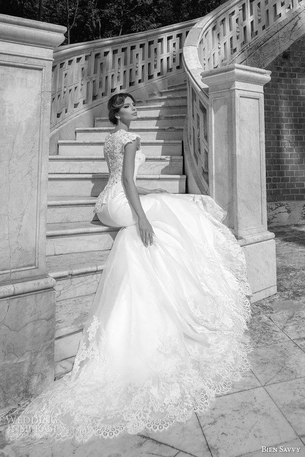 Bien Savvy 2014 Wedding Collection