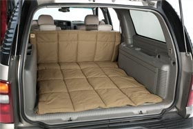 Cargo liner for traveling with our dogs... 2007 Honda Odyssey Canine Covers Dog Cargo Liner & Pet Cargo Liners - 835+ Reviews on SUV Trunk Cargo Liners for Dogs $415.95