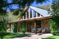 Australian stone house