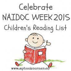 NAIDOC Week 2015 - Reading List #WeNeedDiverseBooks