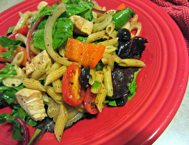 My Kitchen Adventures : Turkey Tuesdays: Mediterranean Turkey Pasta Salad #turkey #butterball #turkeytuesday