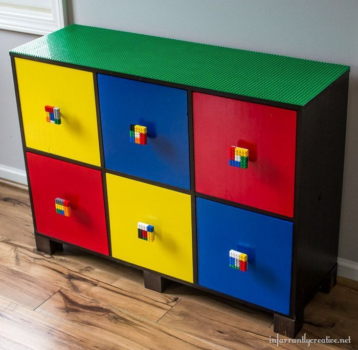 lego furniture for kids rooms. diy lego table with custom knobs little boys roomsboy furniture for kids rooms