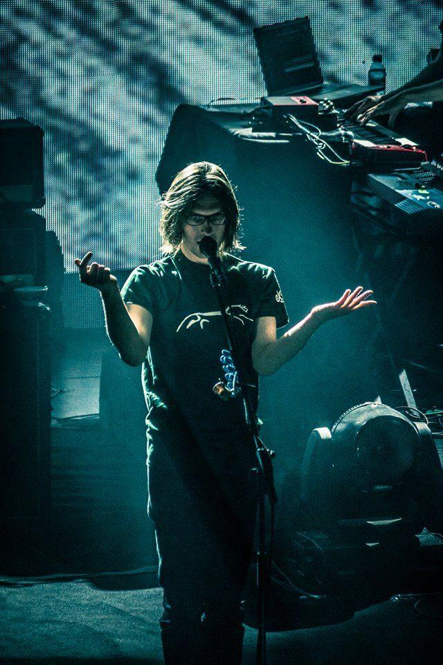 Steven Wilson - Hand.Cannot.Erase. Tour 2015 - Argentina
