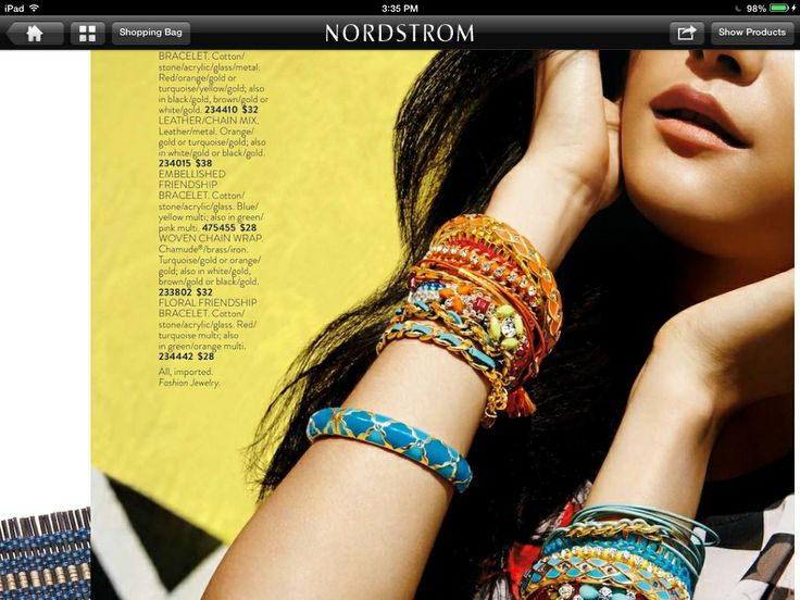 Nordstrom Catalog March 2014