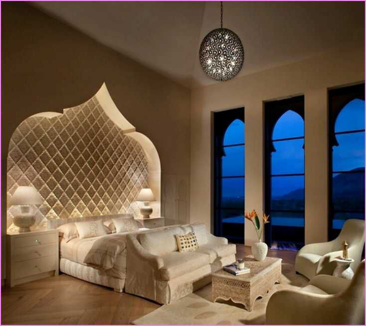 Moroccan Bedroom Room 00002