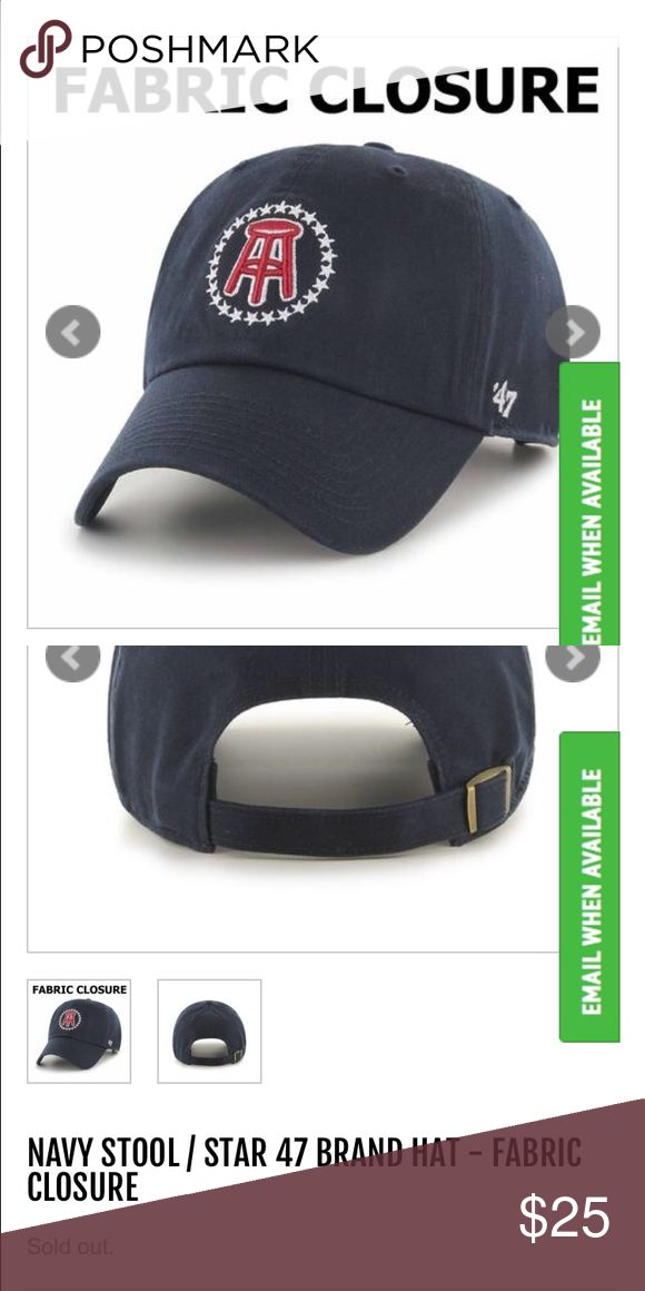 Barstool Sports Hat ⚡️ Out of stock online. Never worn. Barstool Sports Accessories Hats
