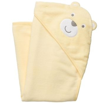 $12 Animal Hoodie Towel (see matching washcloths) as alvailable Carter's outlet in Lake George