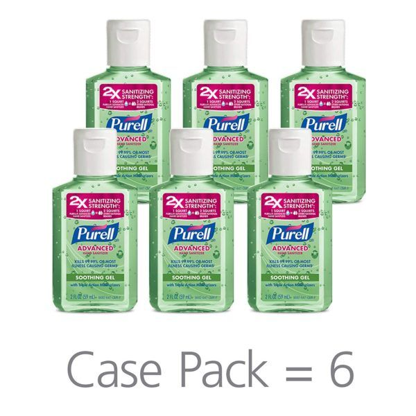 Purell Hand Sanitizer Just 0 50 At Walmart Hand Sanitizer