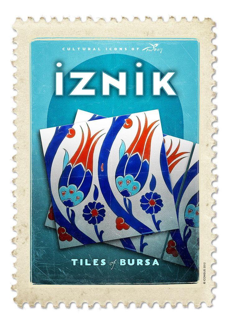 Iznik, Cultural Icons of Turkey by @emrah cetinkaya Yücel